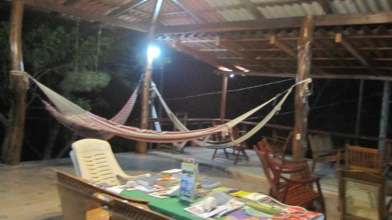 Hostal Villa Mar: Area de descanso