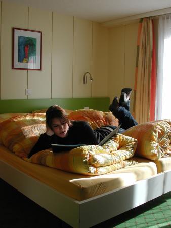 Hotel Garni Bergheimat : Guest Room