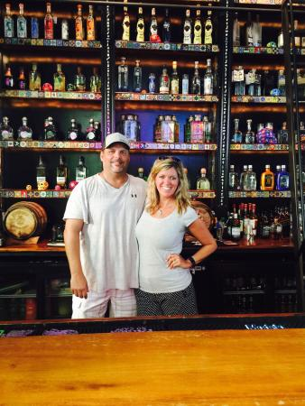 Rene is the best bartender around!!!! He made our outing fun and memorable!! Can't wait to come