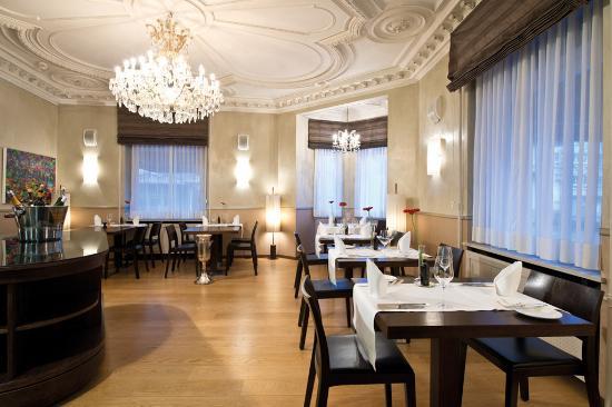 Alden Suite Hotel Splügenschloss Zurich: RTAlden