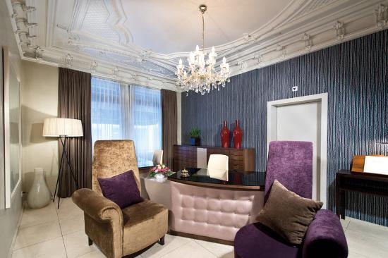 Alden Luxury Suite Hotel Zurich: FOAlden