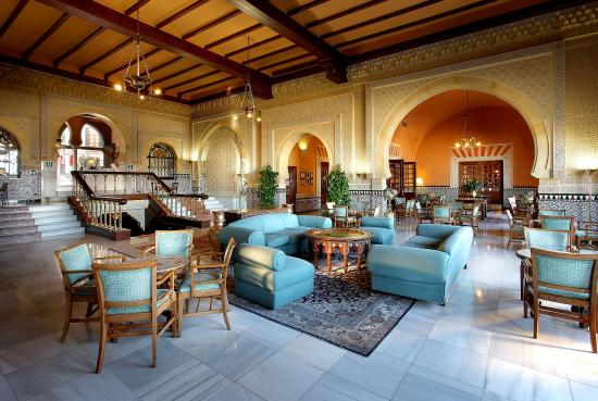 Hotel Alhambra Palace: Alhambra Palace Lobby