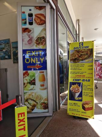 Coolum Beach, Australia: Choice Kebab