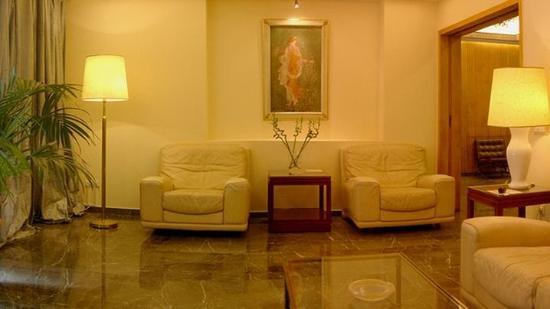 Delice Hotel - Family Apartments: LOBBY