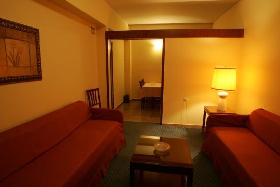 Delice Hotel: 4 PERSON-SUITE