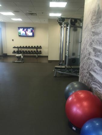 The Westin Dallas Fort Worth Airport: gym