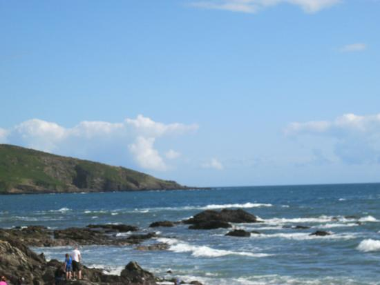 Wembury Beach: Coastline