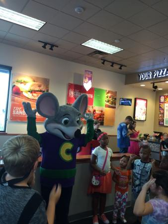 Chuck E Cheese Port Orange Menu Prices Amp Restaurant