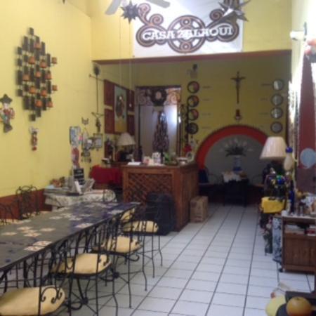CasaMy Hostel CasaZalaoui: Entrada
