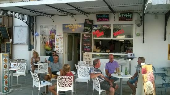 Solaris Cafe Ibiza