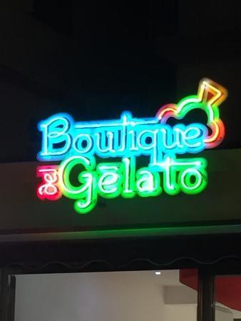 Boutique Del Gelato, La Caletta
