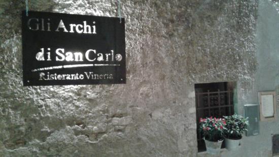 Gli Archi di San Carlo
