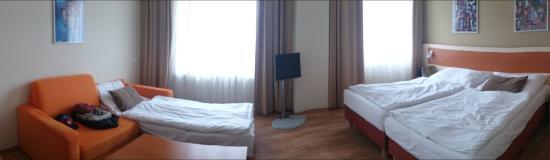 Aida: Our room