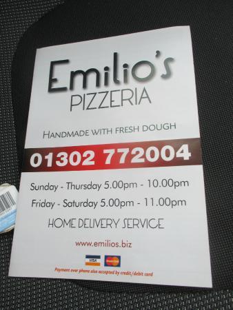 Emilios Pizzeria