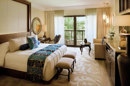 Residence&Spa at One&Only Royal Mirage Dubai: Superior Deluxe Room