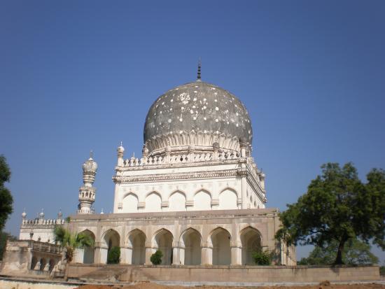 Mausoleum - Qutb Shahi Tombs
