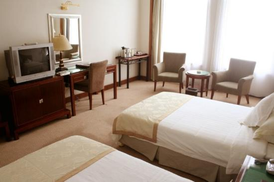 Puyang, China: Guest Room