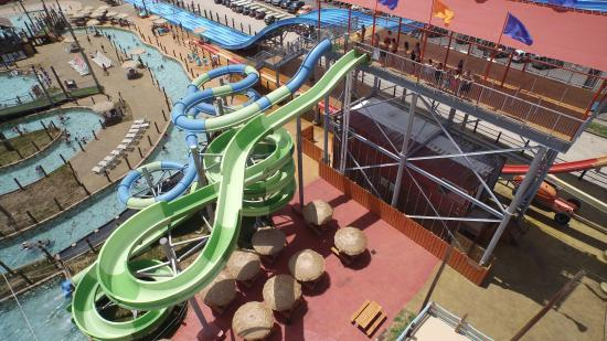 Pirates' Cove Expansion - Picture of Yogi Bear's ...
