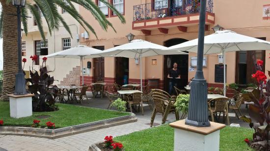 San Andres y Sauces, Spanien: Restaurante San Andrés
