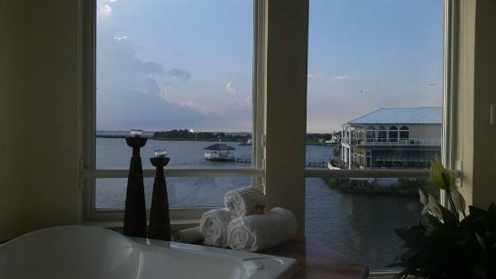 The Edge: view of fager's bar and restaurant