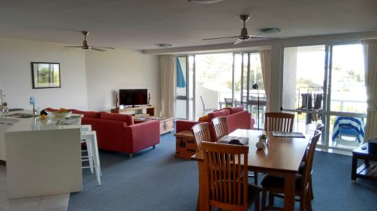 Sunshine Vista Holiday Apartments: Spacious and well equipped
