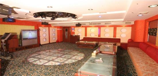 Shanshui Hotel: night club