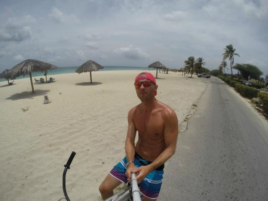 Palm Beach Aruba Bike Rental