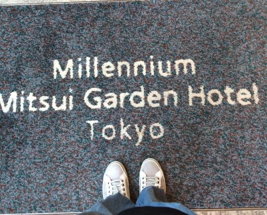 Foto De Millennium Mitsui Garden Hotel Tokyo Ch Millennium Mitsui Garden Hotel Tokyo