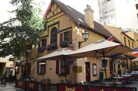 The Mitre Tavern