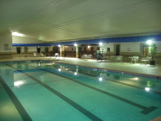 Holiday Inn Express Hotel Suites 4 Lane Lap Pool