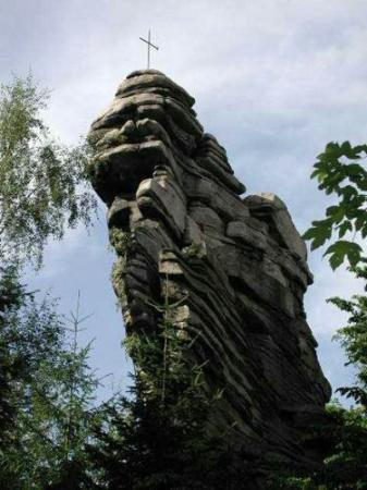 Greifensteine Erzgebirge