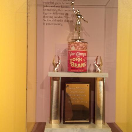 Longmont Museum & Cultural Center: Pork and Beans Trophy