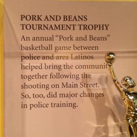Longmont Museum & Cultural Center: Pork and Beans Purpose