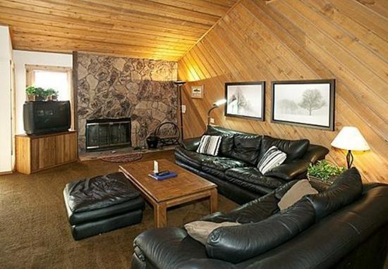 Hidden Valley Condominiums: Living Room