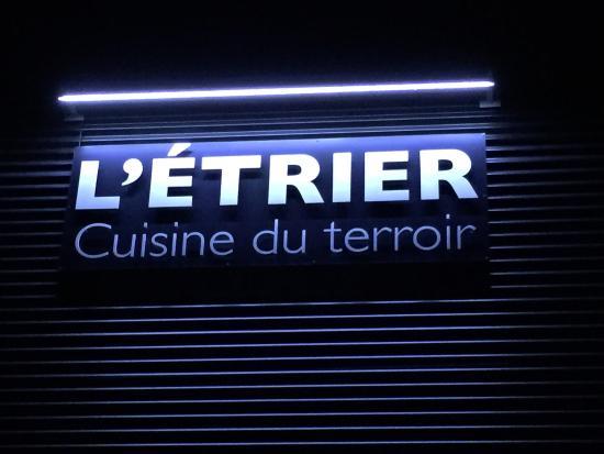 Restaurant L'etrier