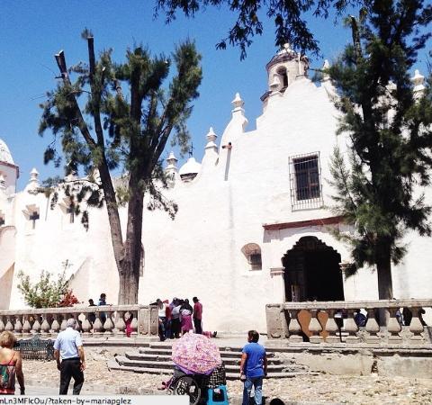 Atotonilco El Grande, Μεξικό: Atotonilco