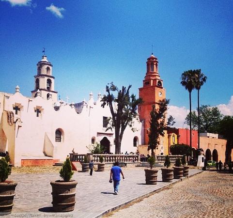 Atotonilco El Grande, المكسيك: Atotonilco, Gto