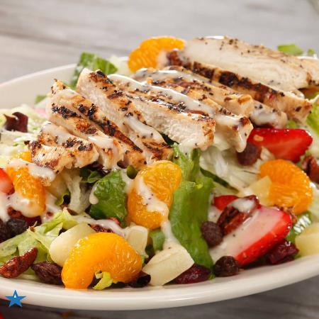 Texas Steakhouse & Saloon: Harvest Salad