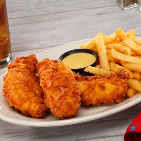 Texas Steakhouse & Saloon: Hand Breaded Chicken Tenders