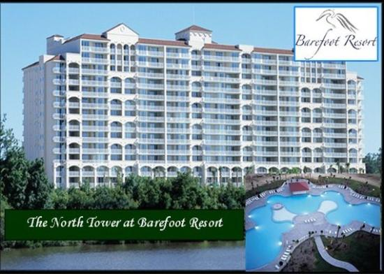 Barefoot Resort: North Tower
