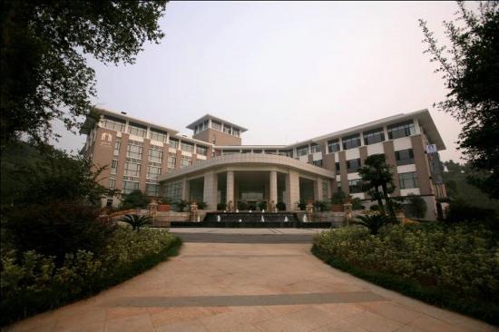 Banshan Hotel: Exterior