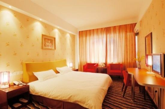 Weiye Business Hotel: Deluxe Twin Room