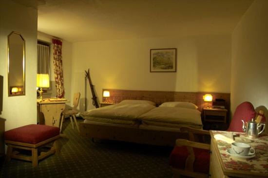 Hotel Bernina: Double Room