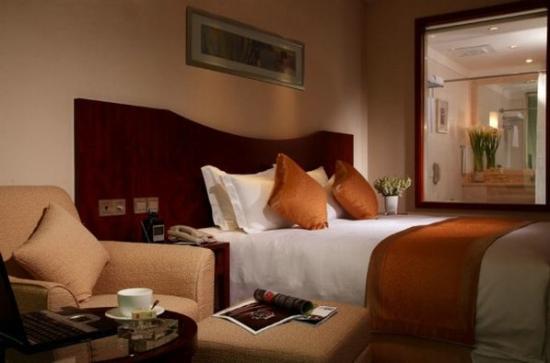 Ambassador Hotel: Adminitrative King Room