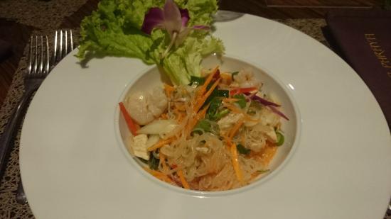 Chao Phraya : Juin 2015 : Salade de vermicelles