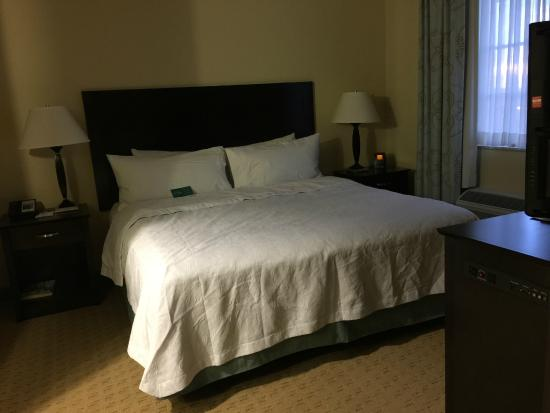 Homewood Suites by Hilton - Port St. Lucie-Tradition: King Size Bed!