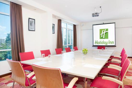 Holiday Inn Dar Es Salaam City Centre: Meeting Room