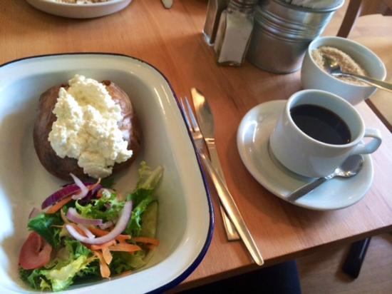 Crumbs Kitchen Cardiff Menu
