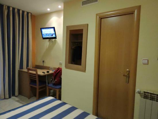 Hotel Canton : Habitacion Sencilla