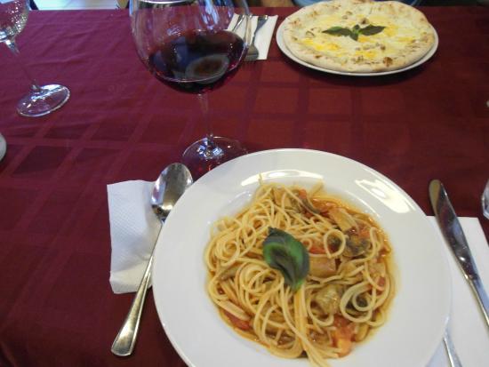 Il Patio: Spaghetti